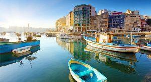 Best place to stay in Malta st Julians