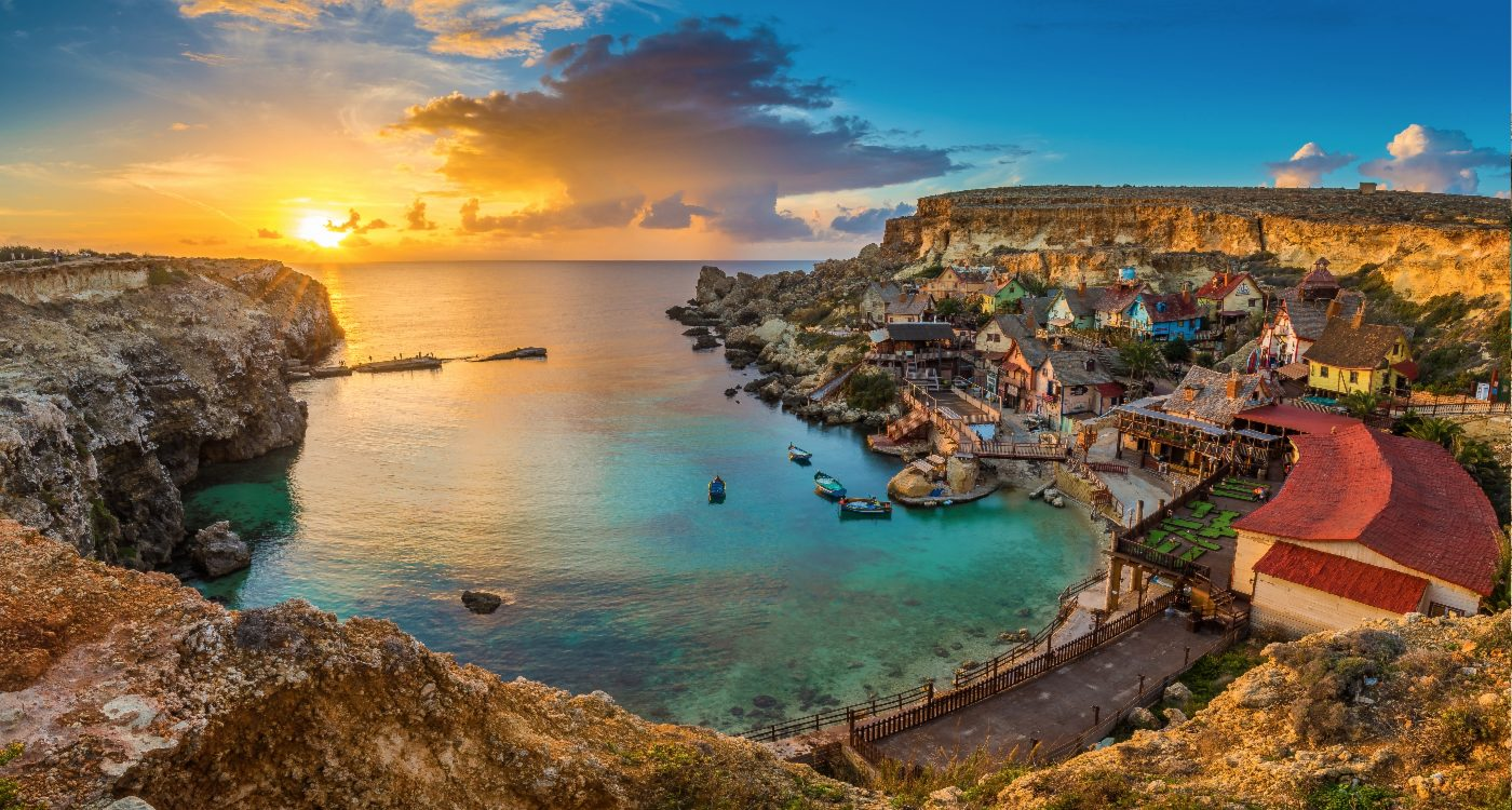 Visit Malta in 3 days