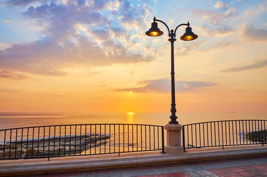 Sliema sunrise