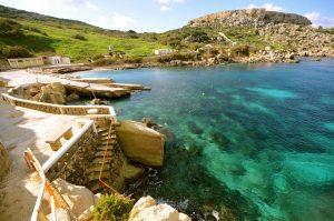 Daħlet Qorrot Beach
