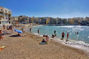 Marsalforn Beach
