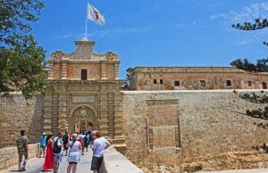 Mdina town Malta