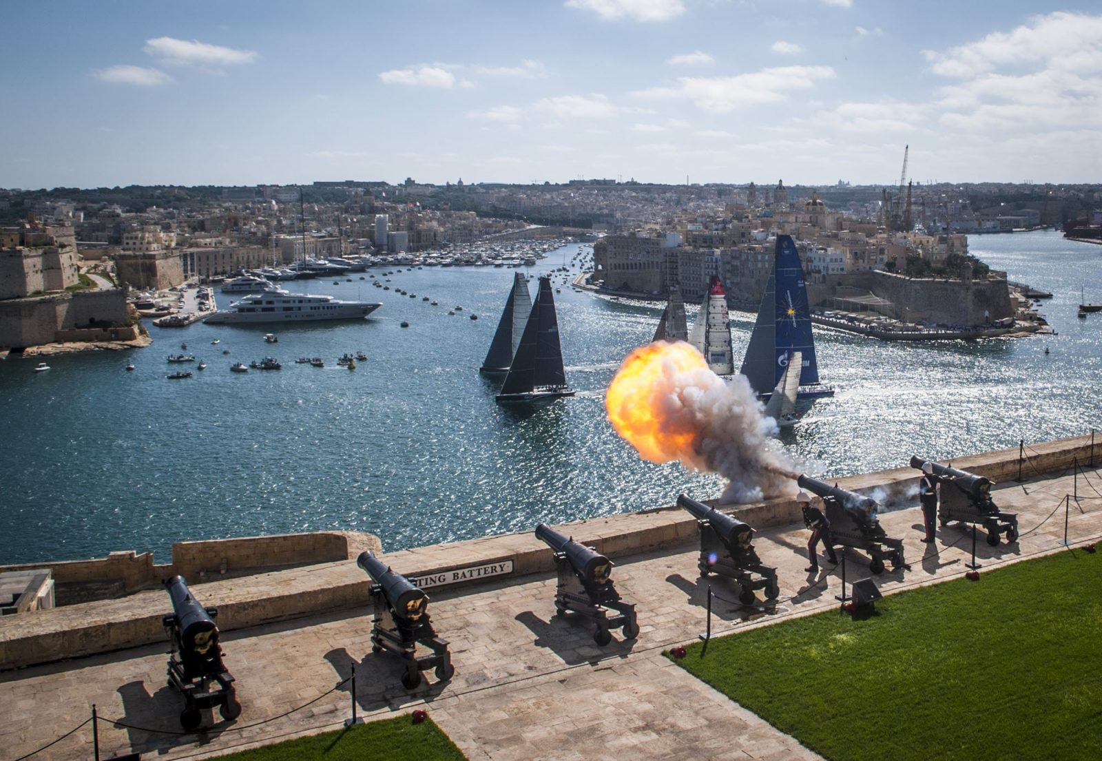 A fortified gem in the Mediterranean: Discover Valletta