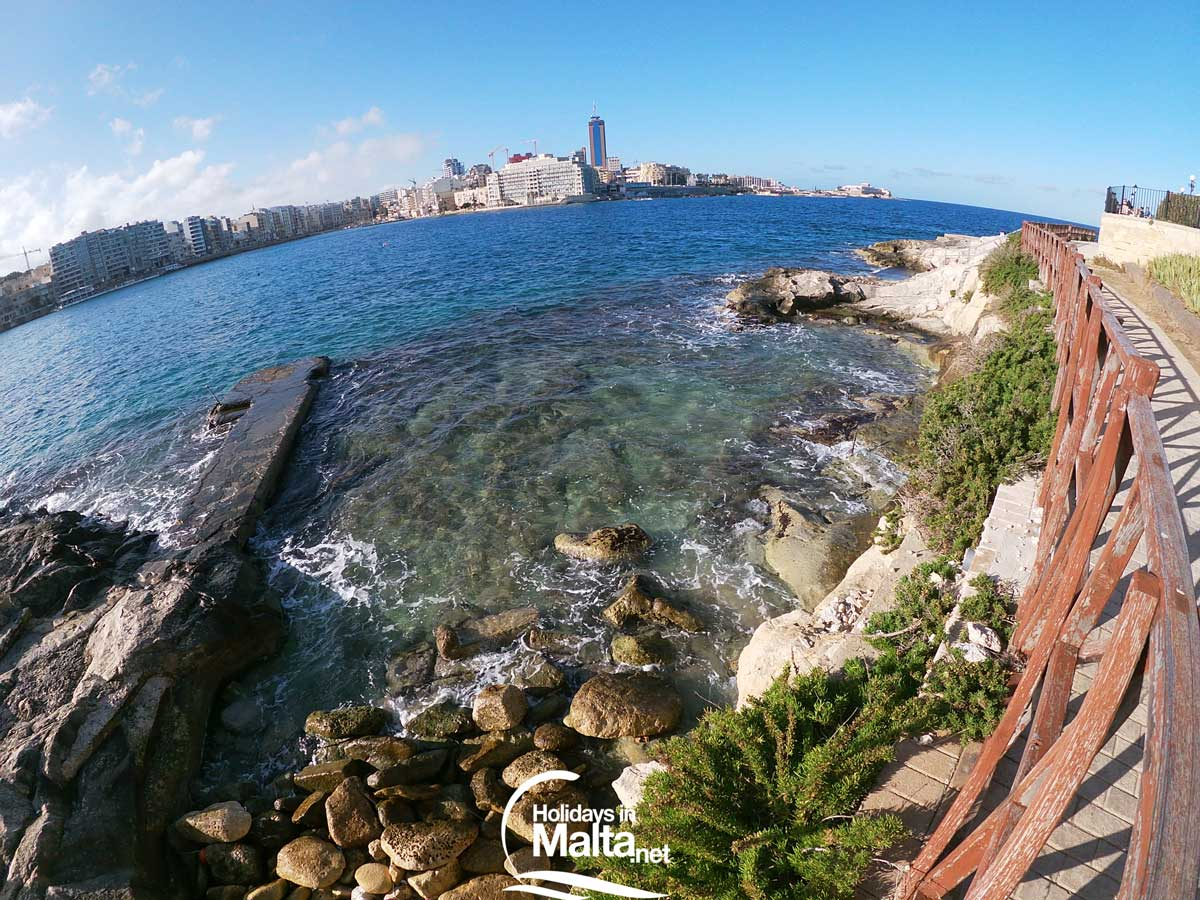Sliema: A holiday one-stop-shop in Malta