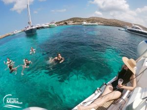 St Maria Bay Comino Malta
