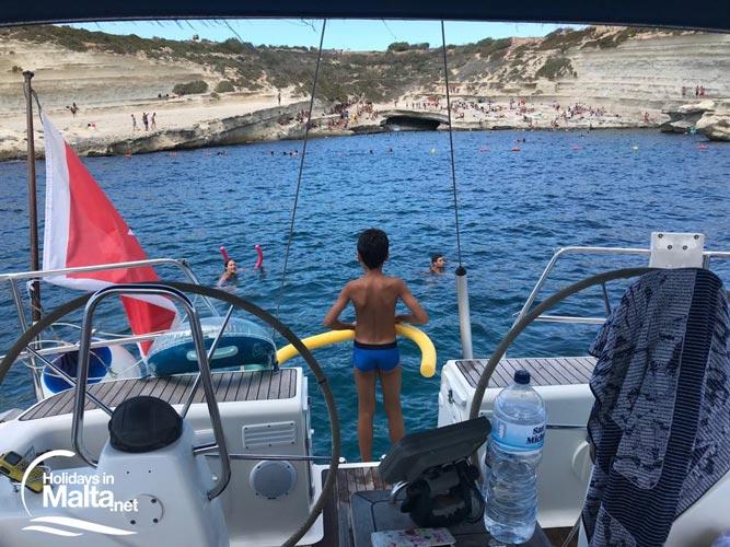 St Peters Pool Delimara Malta