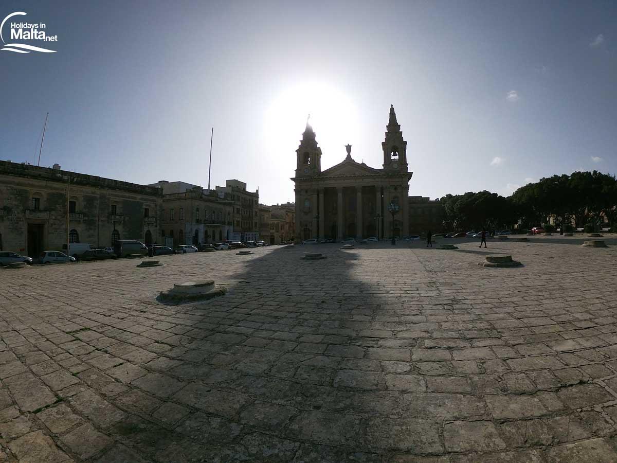 Floriana Church