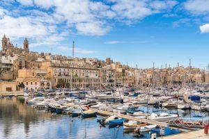 The Three Cities of Malta