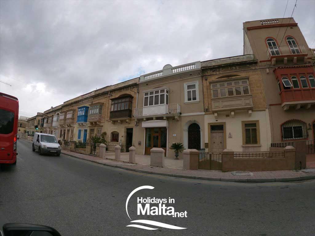 Birkirkara town