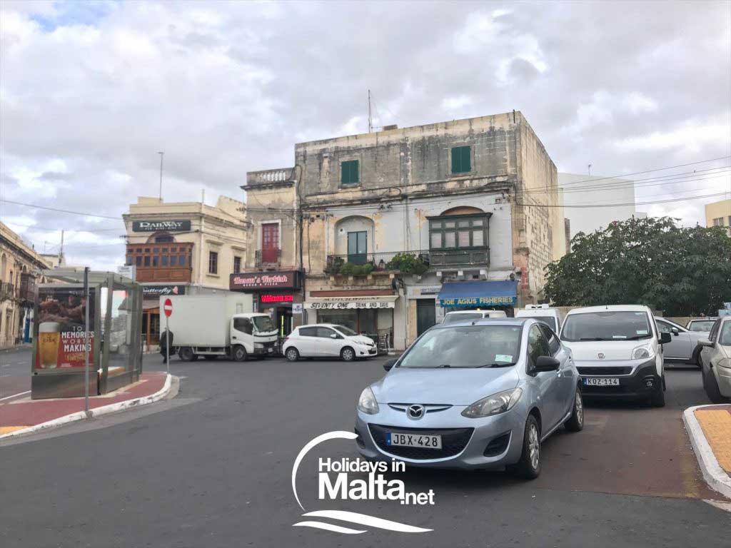 Birkirkara bus station