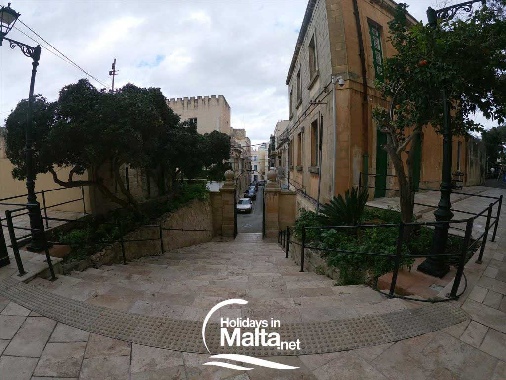 Birkirkara stairs