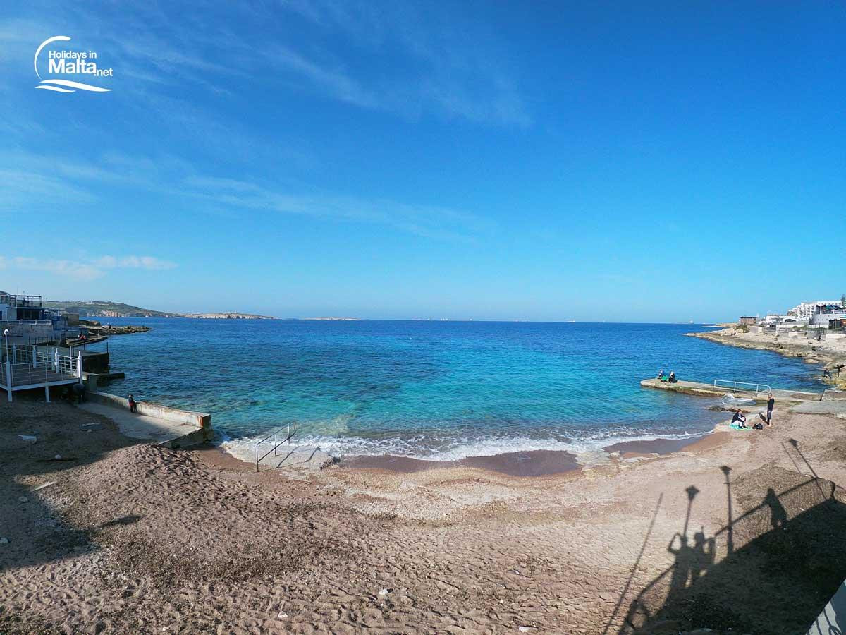 Bugibba Beach 2