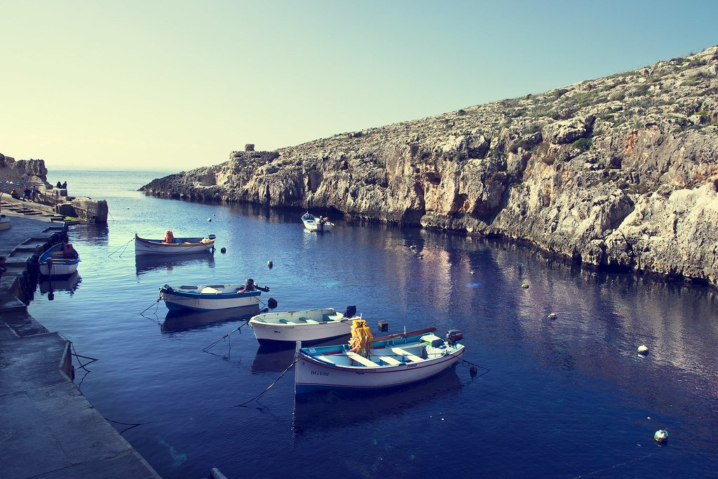Zurrieq and Blue Grotto