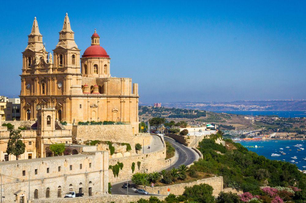 The most beautiful churches in Malta